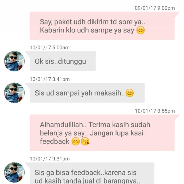 Thanks My Lovely Customer 😘