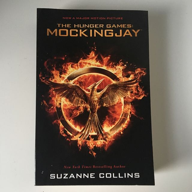 The Hunger Games: Mockingjay - Suzanne Collins
