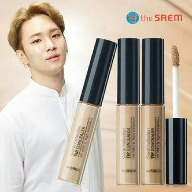 The Saem Cover Perfection Concealer Tip / Undereye Brightener