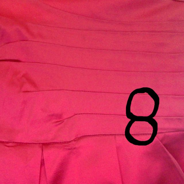 Tokito Hot Pink Dress