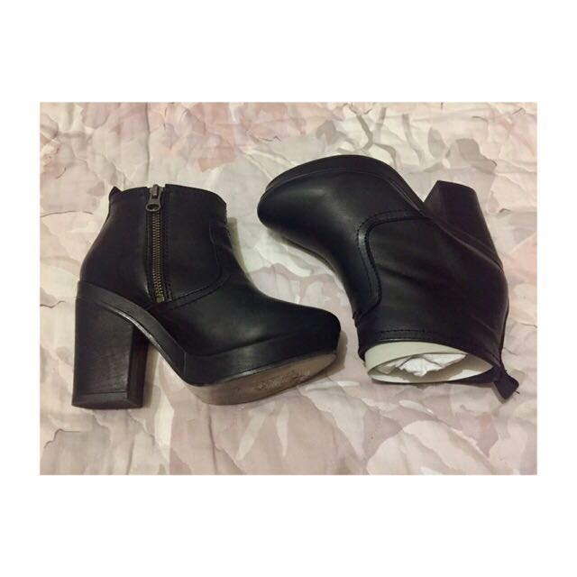 Topshop Ankle Boots Size 36