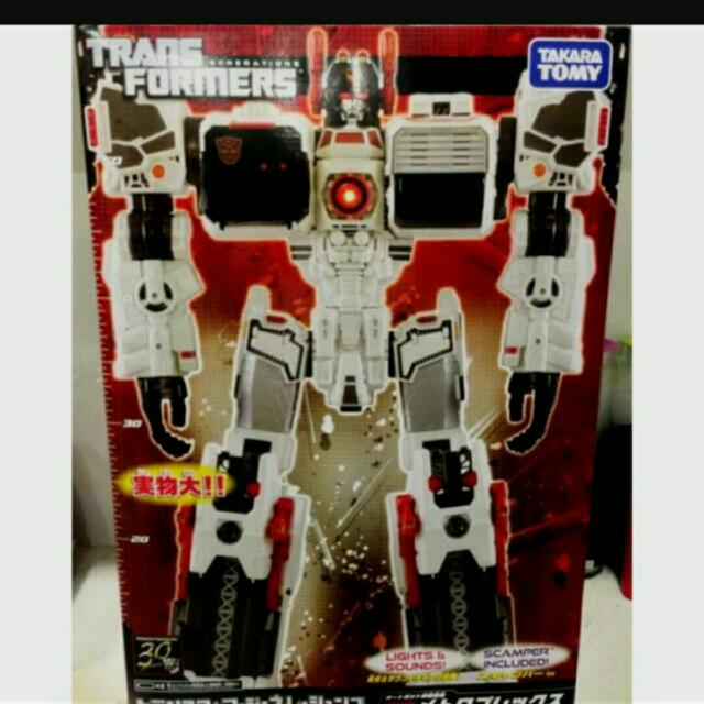 transformers metroplex reserved by y k toys games bricks