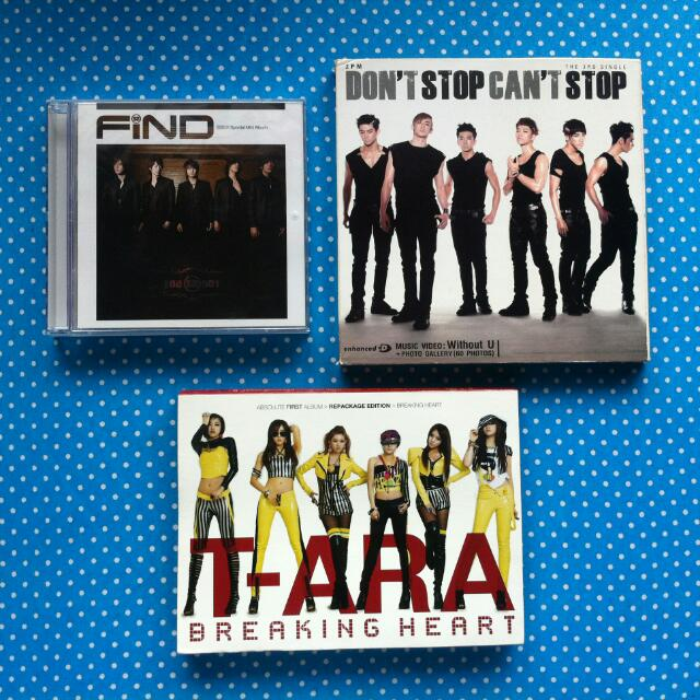 Various K-Albums