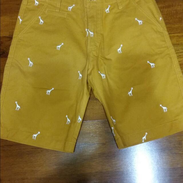 Wally短褲