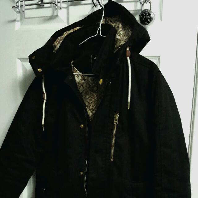 WeSC Vilkram Mac Winter Jacket