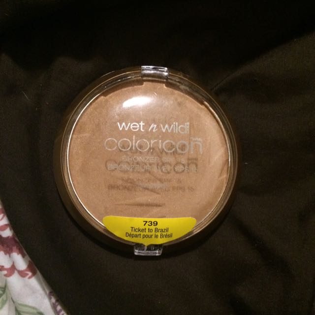 Wet And Wild Colour icon Bronzer