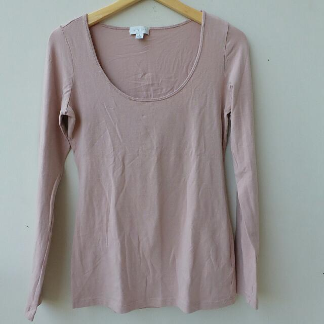 Witchery Nude Top