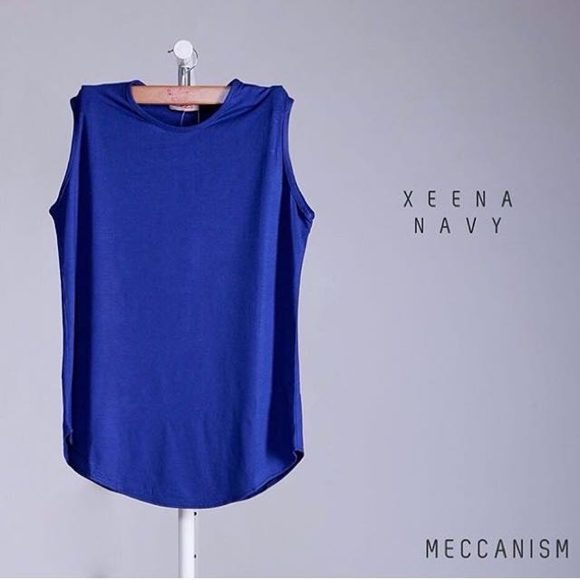 Xeena Navy by Meccanism