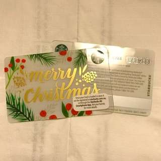 Starbucks Cards Australia