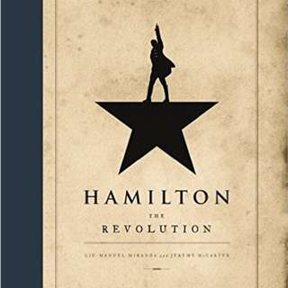 hamilton the revolution hardcover brand new 6 Oct 2016