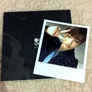 JUNGKOOK Photocard (BTS WINGs album) Readystock