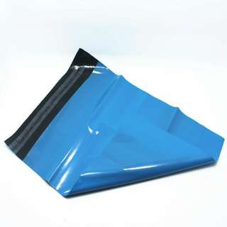[Polymailer Bag] L Size, Sky Blue 42pcs
