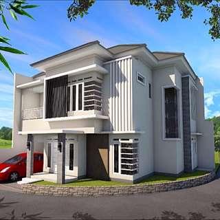 Rumah Kavling Murah Limo - Depok