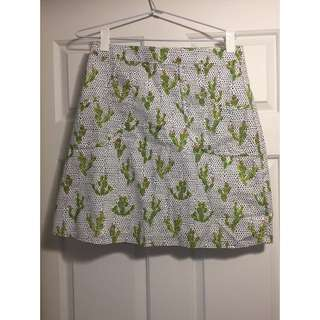 Dangerfield Cactus Skirt