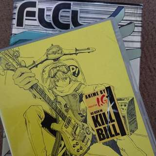FLCL DVD Complete Series