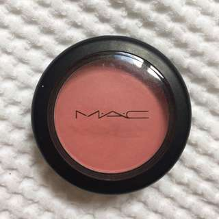 Authentic Mac Satin Powder Blush - Fleur Power