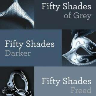 fifty shades series 1php/ebook