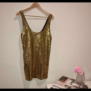 BRAND NEW | Atmos&Here Sequin Dress