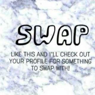 Upp For SWAPS (Meet ups only)