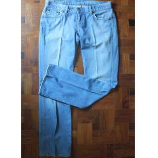 REPRICED: Lucky Brand Straight Cut Jeans – Size 27 P200