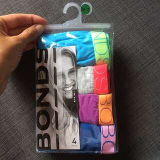Bonds Underwear NEW