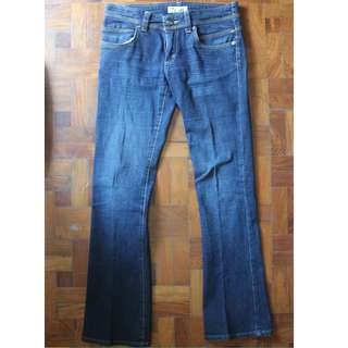 REPRICED: Lee Boot Cut Jeans – Size 28 P200 (with stretch)