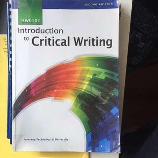 HW0101/0103 Textbook