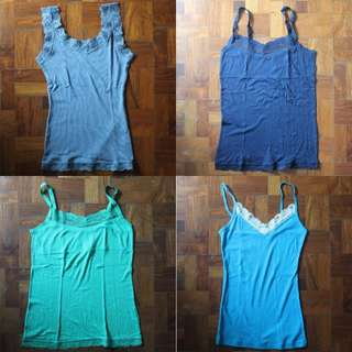 4 Tank Tops for P250