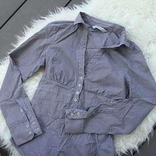 Zara Basics Dress shirt (XS)