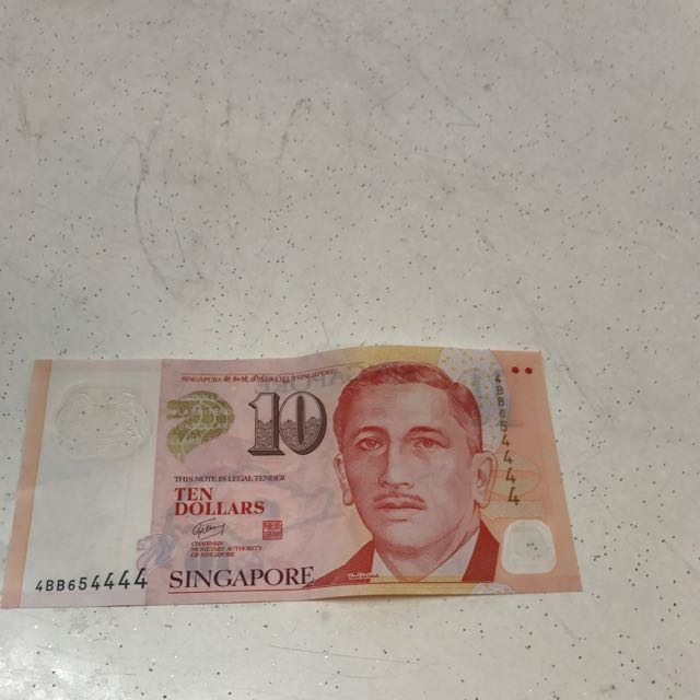 $10 Note
