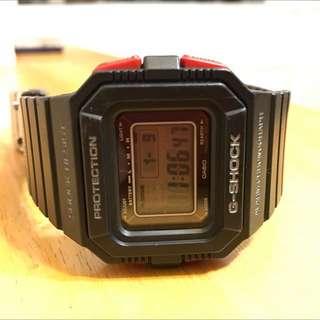Casio G-Shock G-5500 已停產