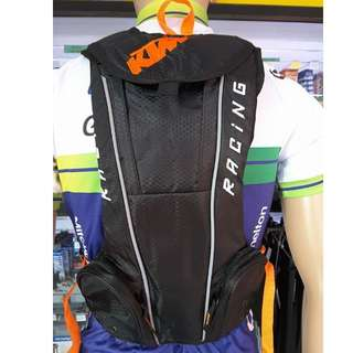 KTM Hydration Bag with 2L Bladder Pouch