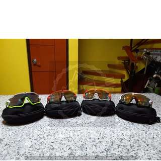 Oakley Jawbreaker Bicycle Shades (REPLICA)(CLASS A)