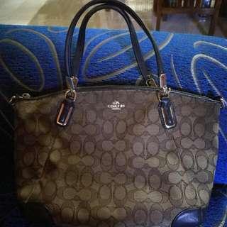 Preloved ORIGINAL Coach Handbag