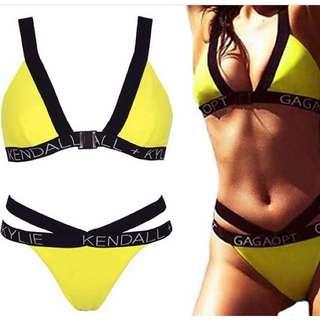 Kendall Kylie Topshop Bikini