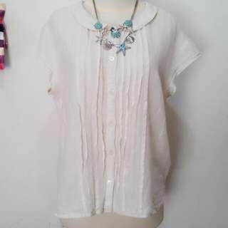 Chambre De Chambre Broken White Shirt