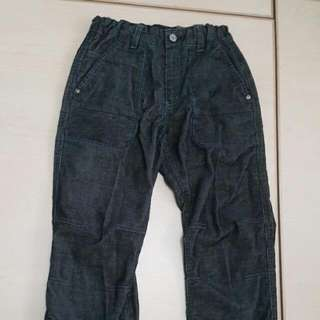 99%新男孩150碼牛仔褲