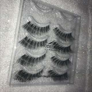 MODELROCK Lashes 4 Pairs
