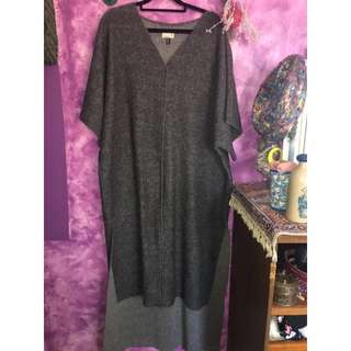 Grey Urban Outfitters Dress