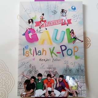Kamus Gaul Istilah K-Pop