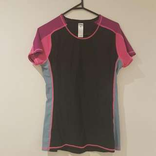Girl Xpress Rash Shirt Size 16