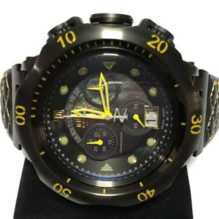 LIMITED EDITION Invicta Jason Taylor Watch