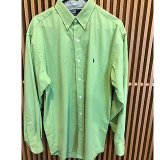 Ralph Lauren Polo button up - Size M / 15 - 15 1/2