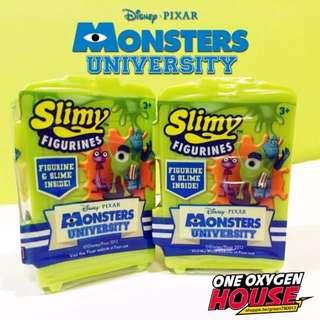 🚚 迪士尼 怪獸大學 毛怪 大眼仔 嫩Q 隨即 抽抽樂 盲盒 綠色門 怪獸電力公司 25款 公仔 玩具 擺件 擺飾