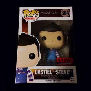 "Supernatural's Castiel ""Steve"" Vinyl Figure"