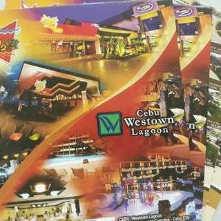 Cebu Westown Lagoon Discount Booklet