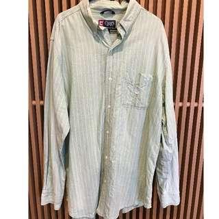 Ralph Lauren / Chaps Button up shirt / SIZE M