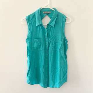 Just Jeans Blue Tank