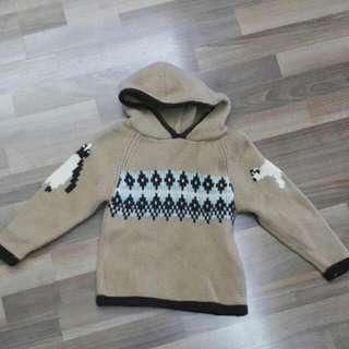 可愛韓國冷衫(約合2-5歲)男女皆可