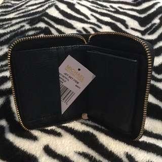 Authentic Michael Kors Leather Wallet